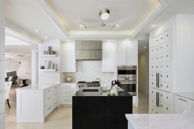 Cabinetry Custom - EDGE - Naples Florida
